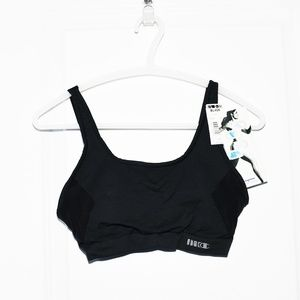 Champion Seamless Black Sports Bra